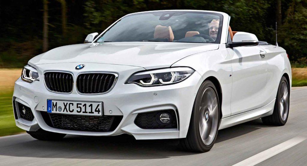 BMW décapotable